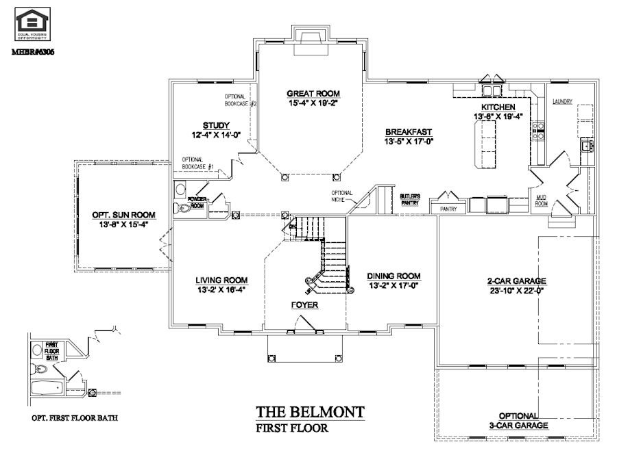 Belmont First Floor