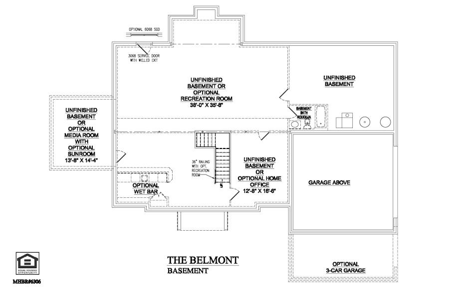 Belmont Basement