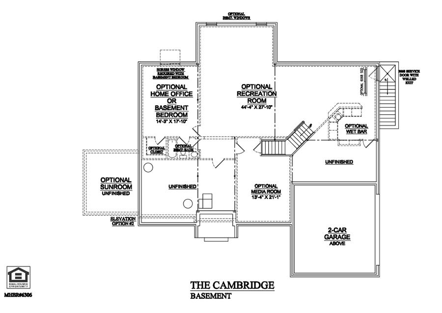 Cambridge Basement