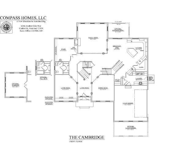 Cambridge First Floor