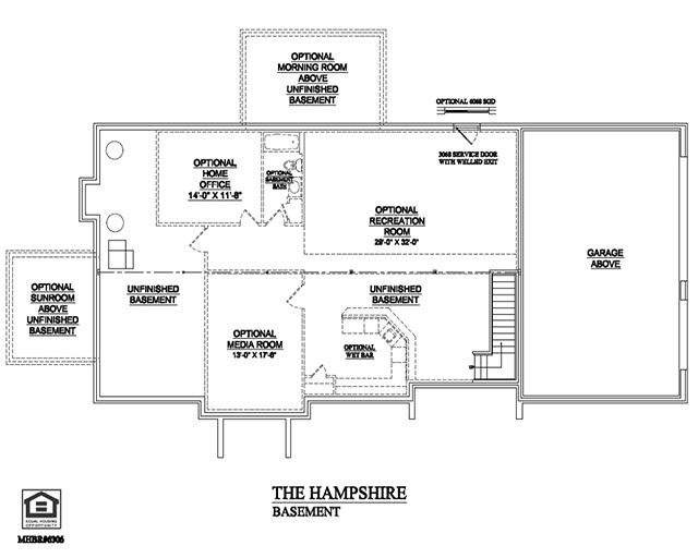 Hampshire Basement