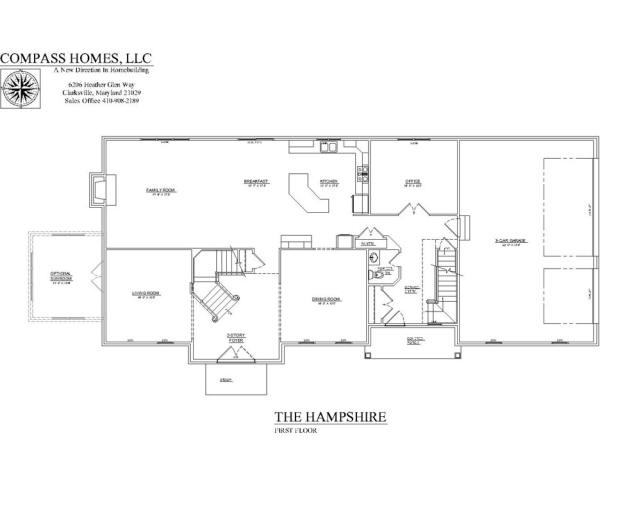 Hampshire First Floor