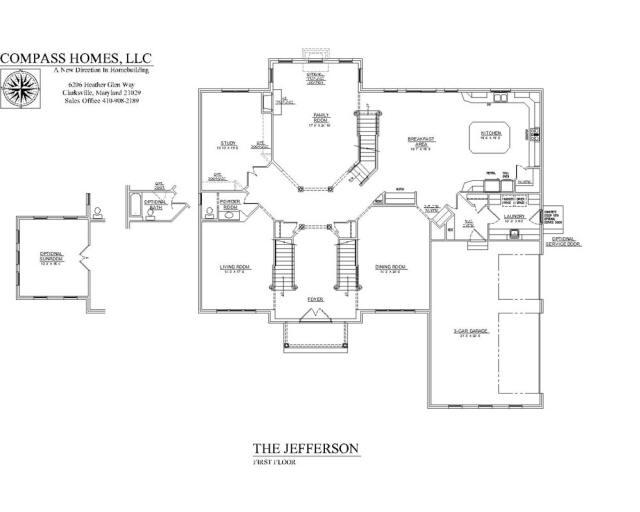 Jefferson First Floor