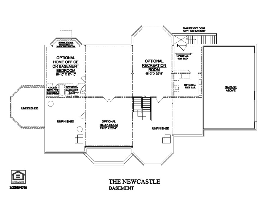 Newcastle Basement