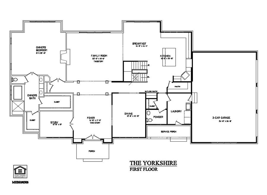 Yorkshire First Floor