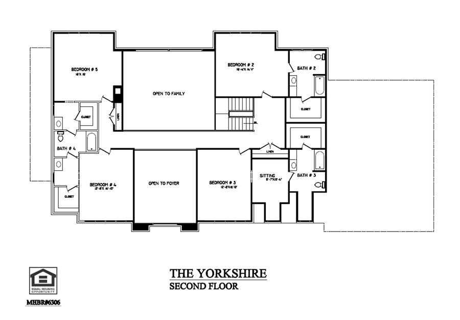 Yorkshire Second Floor