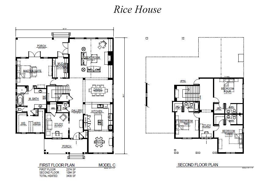 Rice-House